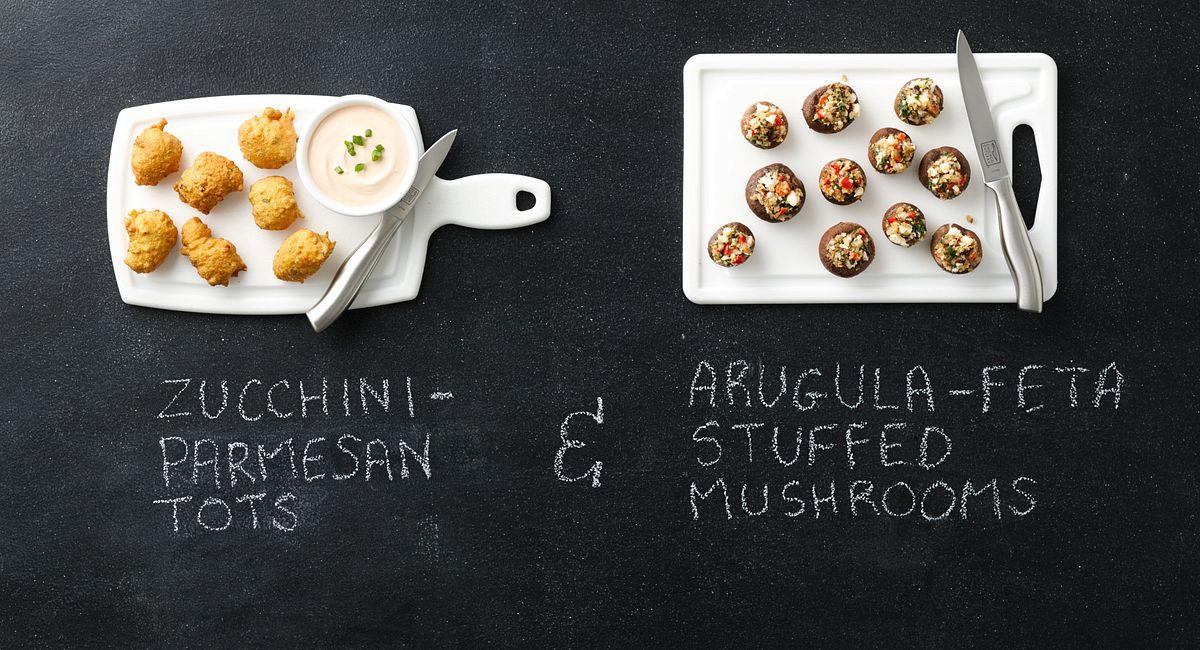 Recipe Madness: Cut in with a Veggie Advantage