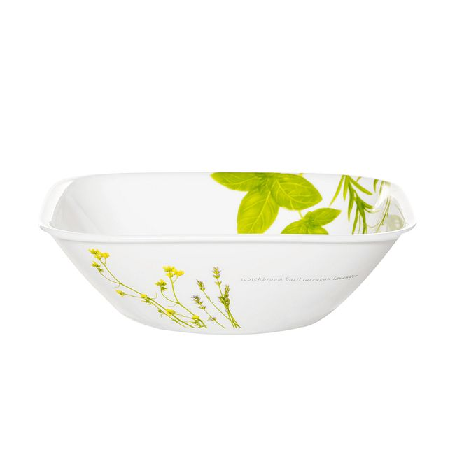 European Herbs 23-ounce Soup & Cereal Bowl