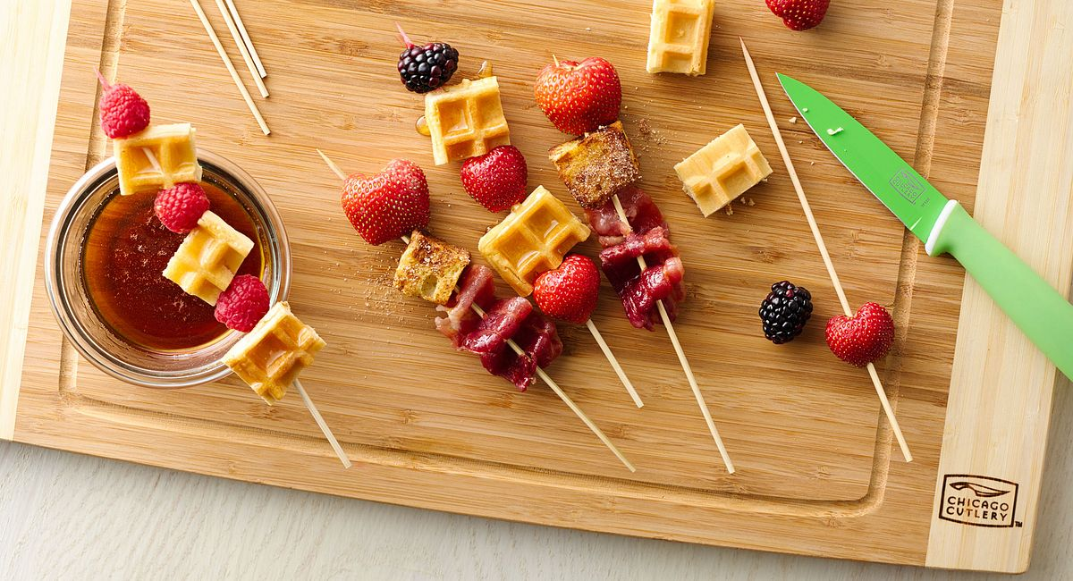 4 Totally Creative Ways to Make Brunch Kabobs