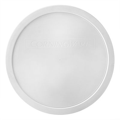 Corningware French White 2.5-Qt Round Plastic Lid