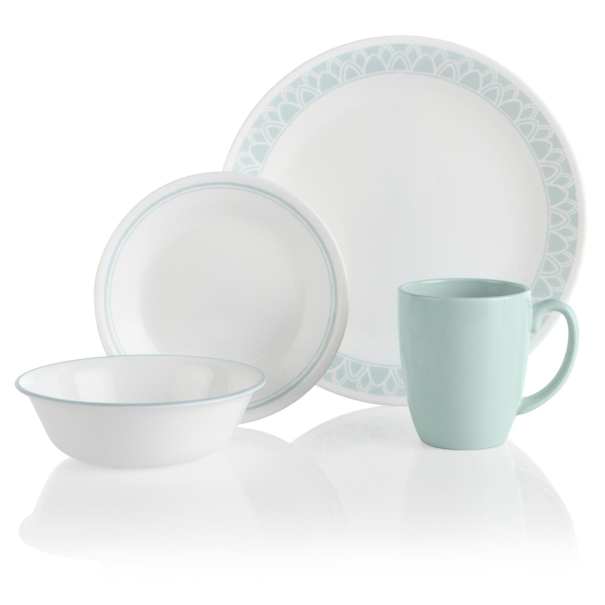 Delano 16 Pc Dinnerware Set Corelle