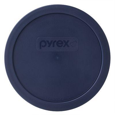 Pyrex 1.5-Qt Mixing Bowl Plastic Lid, Blue