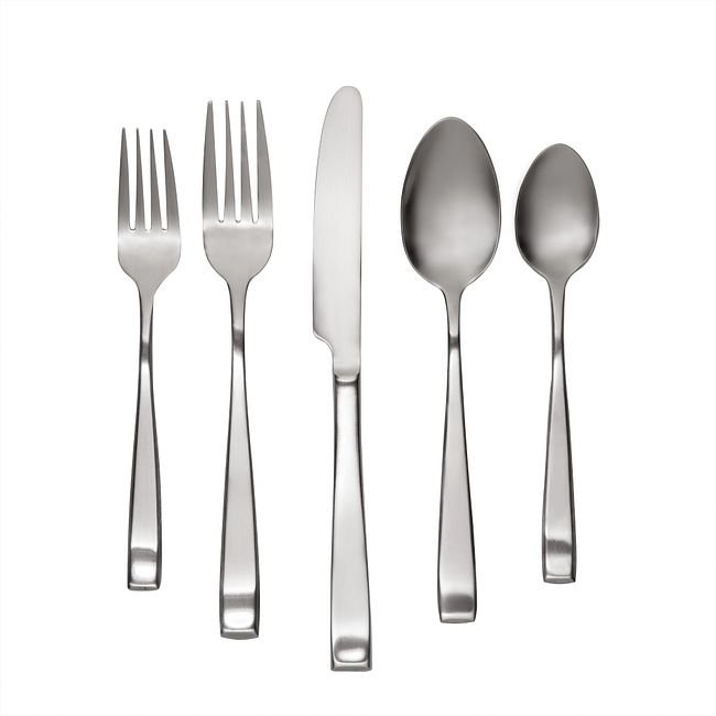 Legend Satin 20-piece Flatware Set