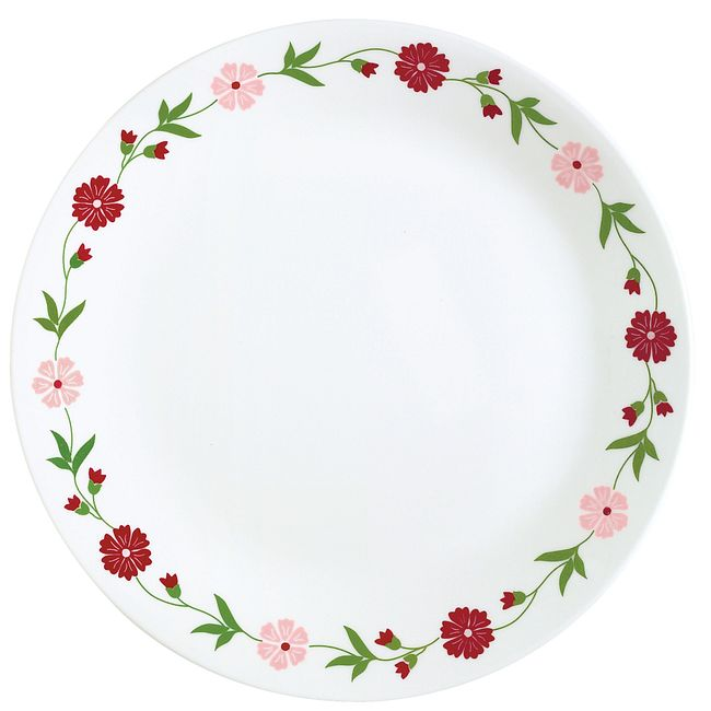 Spring Pink 16-piece Dinnerware Set, Service for 4