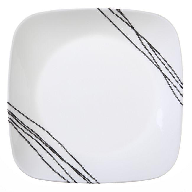 "Simple Sketch 9"" Salad Plate"