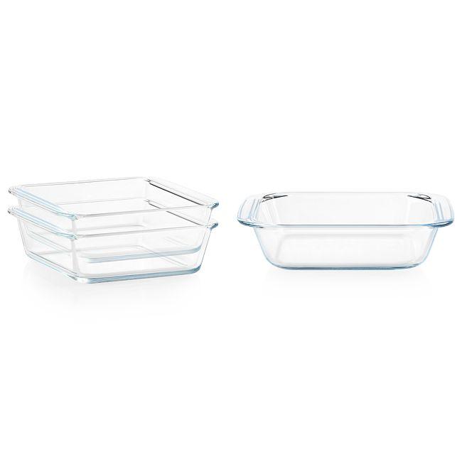 Littles 3-piece Bakeware Set