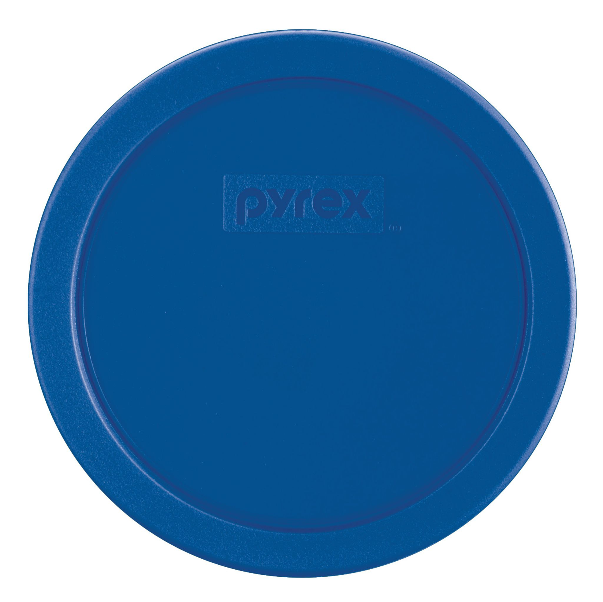 Blue Lid for 3-cup Glass Food Storage Container