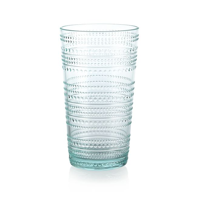 Aqua Beaded 21.3-ounce Tall Acrylic Tumbler
