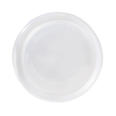 Corningware French White 1.5-Qt Clear Round Plastic Lid