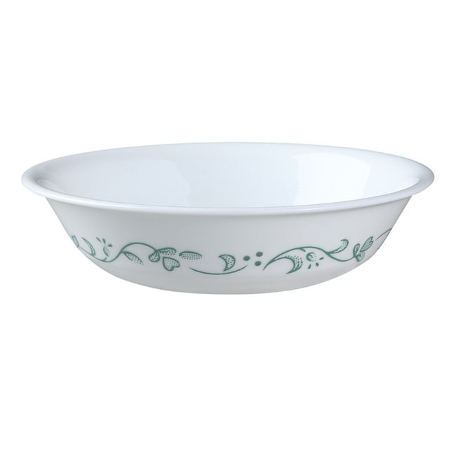 Country Cottage 10-ounce Dip & Condiment Bowl