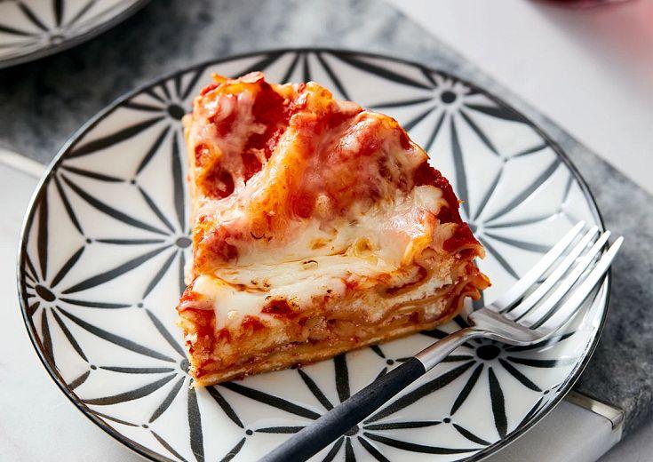 Easy Lasagna Pie