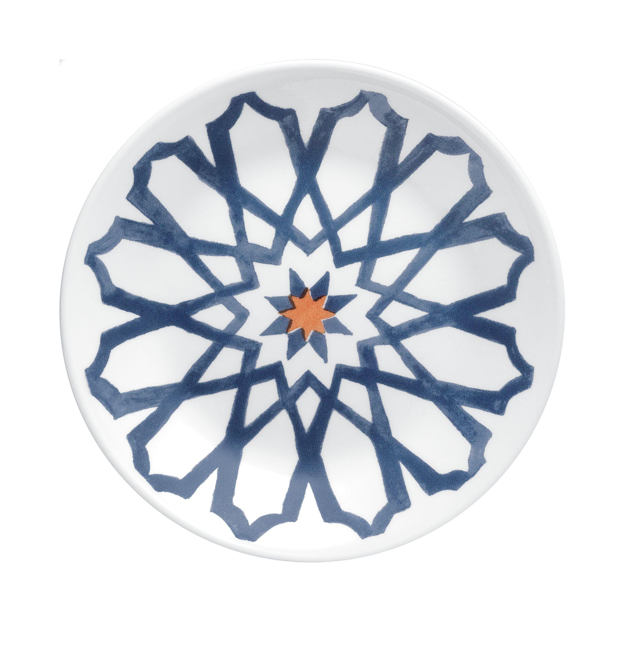 Corelle_Amalfi_Azul_675_Appetizer_Plate