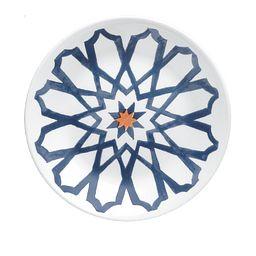 """Signature Amalfi Azul 6.75"""" Appetizer Plate"""