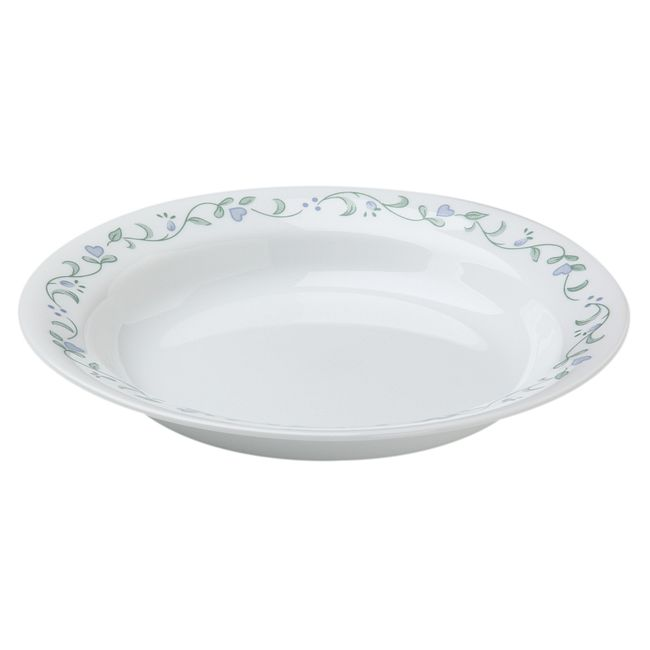 Country Cottage 15-ounce Rimmed Cereal Bowl