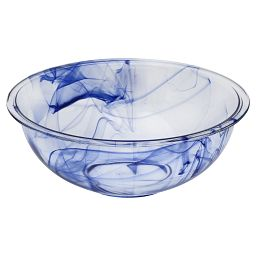 Watercolor Collection Blue Lagoon 2.5-qt Mixing Bowl