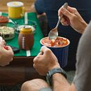20-ounce Navy Meal Mug™ with Lid