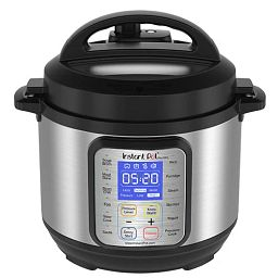 Instant Pot 3-qt Duo Plus Mini Electric Pressure Cooker