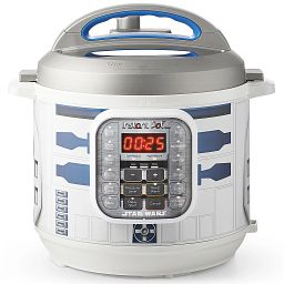 Star Wars - R2D2 6-Qt. Pressure Cooker close up view