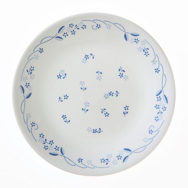 Corelle_Provincial_Blue_675_Appetizer_Plate