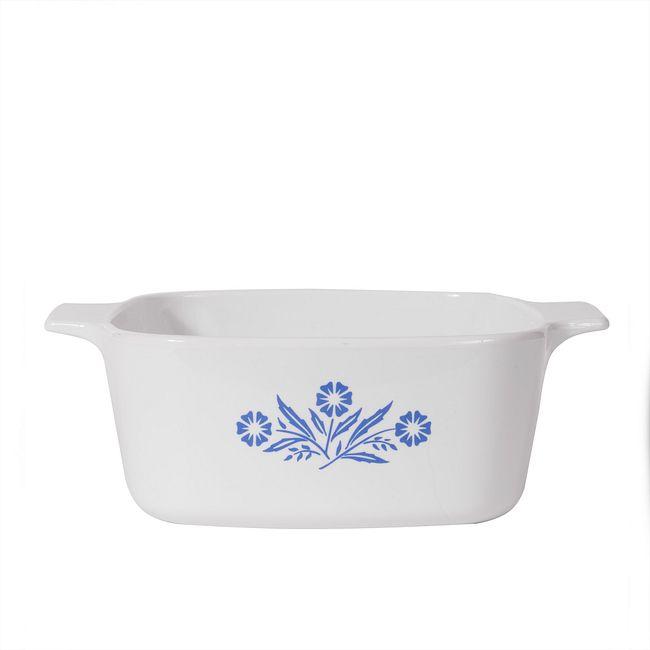 Blue Cornflower 1.5-liter Casserole Dish