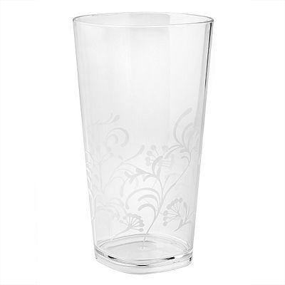 Cherish 19-ounce Acrylic Drinking Glass