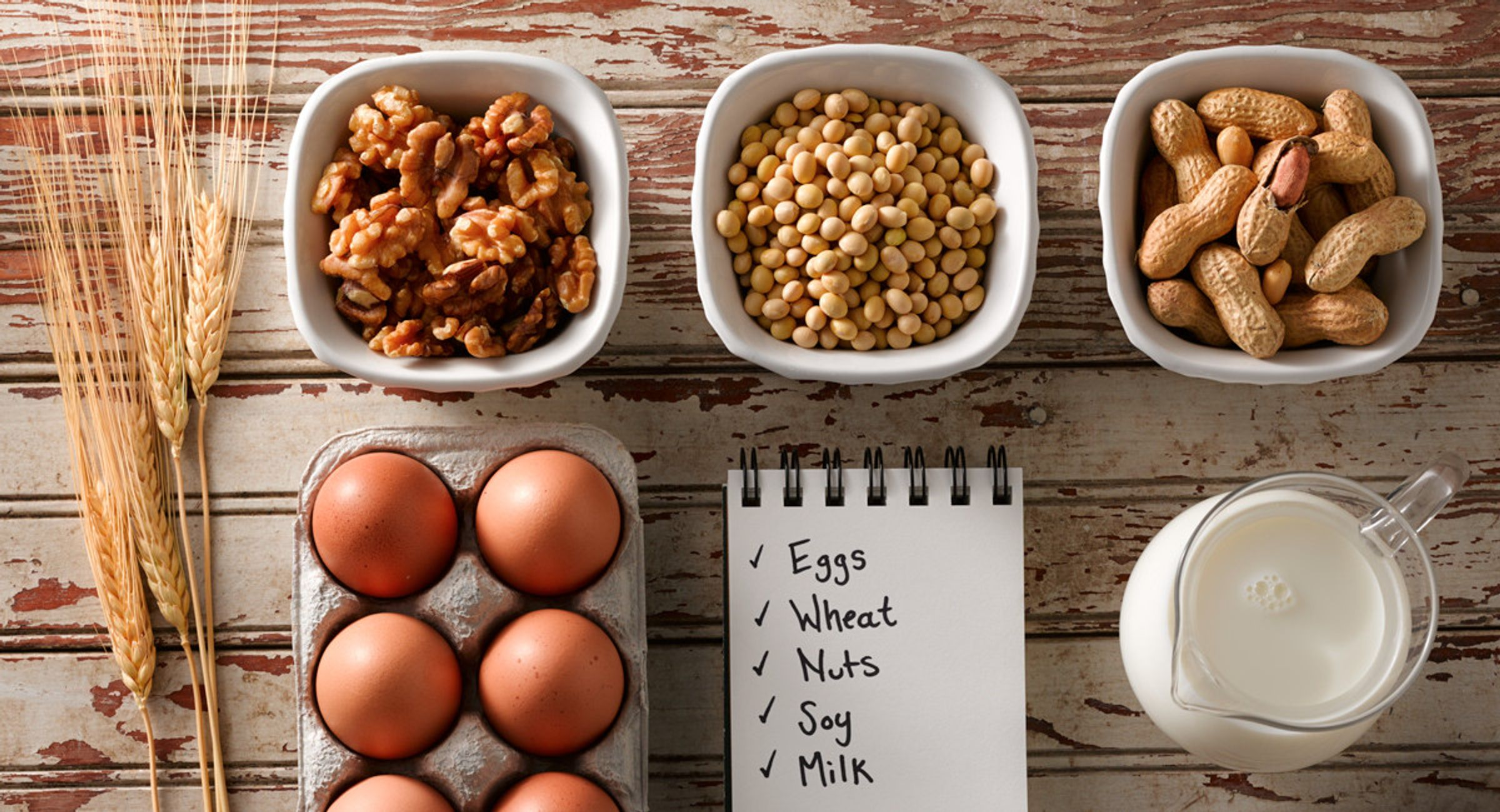 How to Handle Common Food Allergies