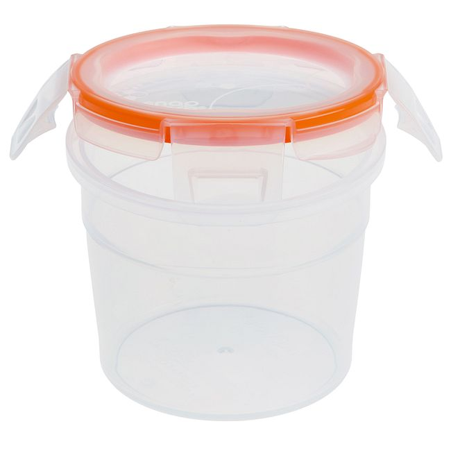 2-cup Plastic Food Storage Container