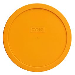 1.5-qt Round Plastic Lid  Lemon Yellow