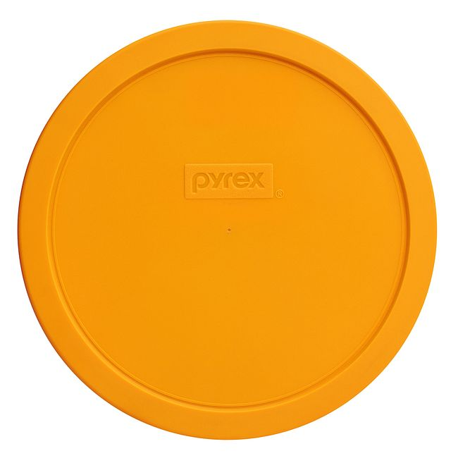 Yellow Lid for 1.5-quart Glass Mixing Bowl