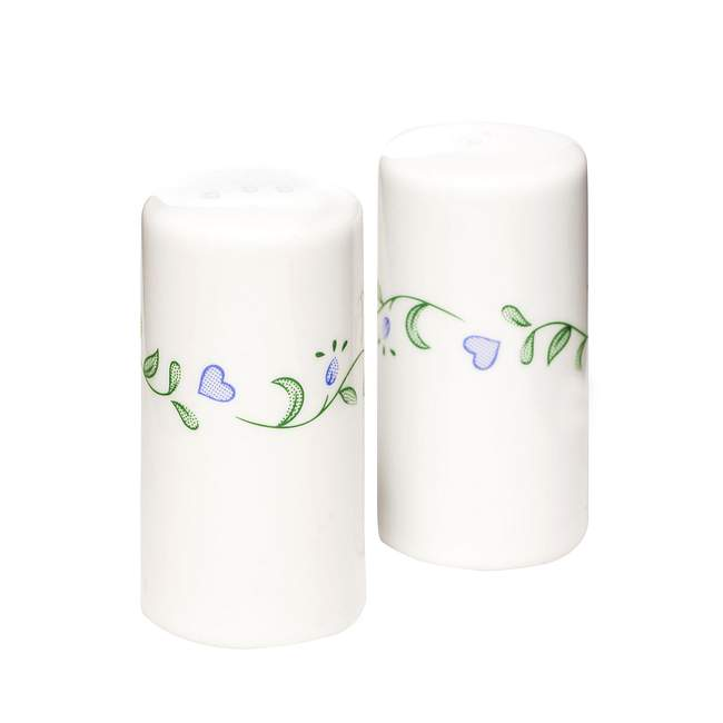 Country Cottage Salt & Pepper Set