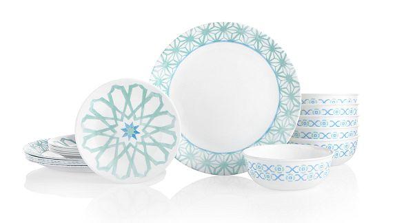 Amalfi Verde Dinnerware