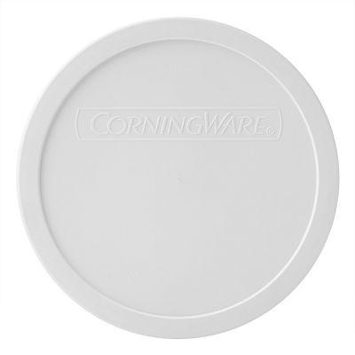 Corningware French White 1.5-Qt Round Plastic Lid