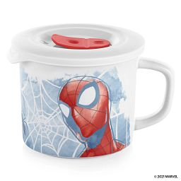 Spider-man 20-ounce Meal Mug™ with Vented Lid