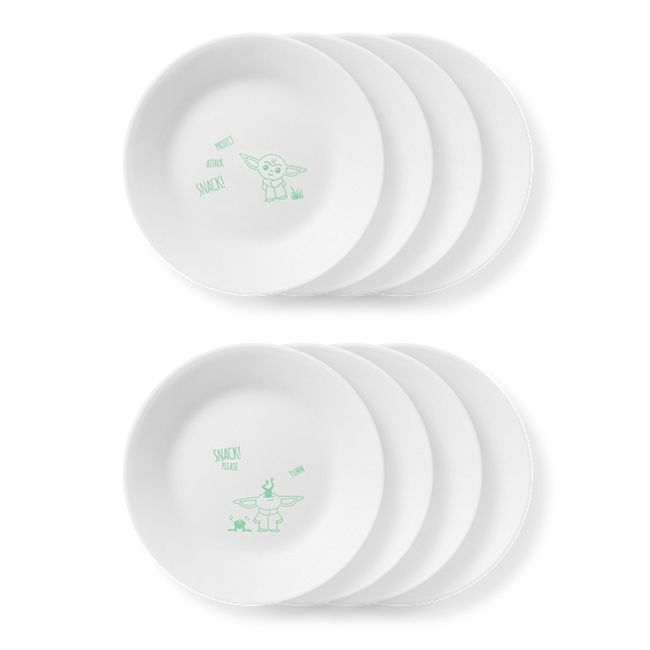 """6.75"""" Appetizer Plate, 8-Pack: The Child™"""