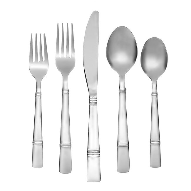 Braylen Mirror 62-piece Flatware Set