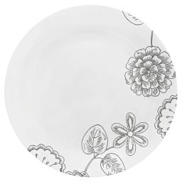 "Vive Reminisce 10.25"" Plate"