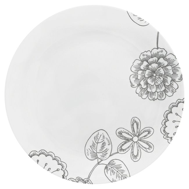 "Reminisce 10.25"" Dinner Plate"