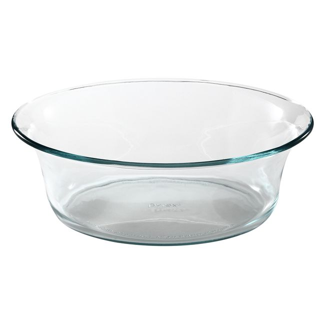 3-quart Glass Food Storage Container