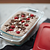 Easy Grab 1.5-qt Loaf Pan w/ Chocolate Dessert Inside