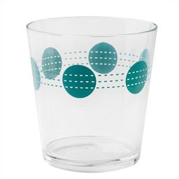 Coordinates® South Beach 14-oz Acrylic Drinkware