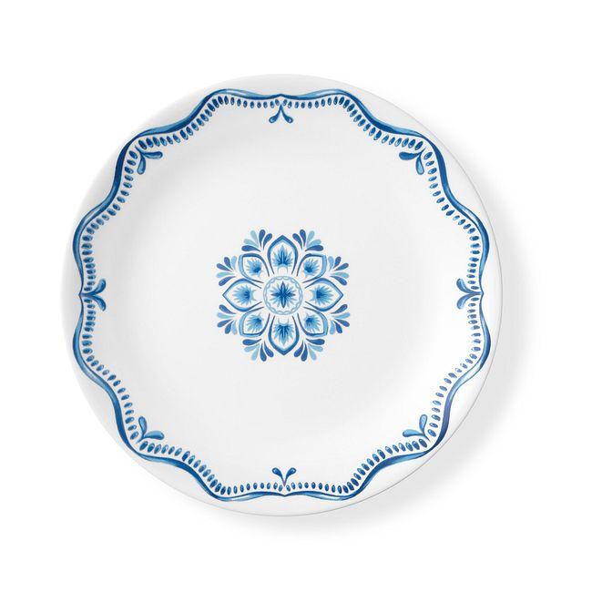 """Lisbon Terrace 10.25"""" Dinner Plate"""