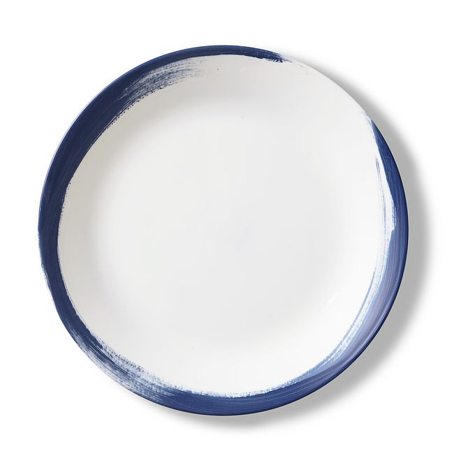 "Vivid Splash 10.25"" Dinner Plate"