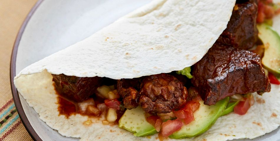 Not Really Chipotle's Barbacoa Beef