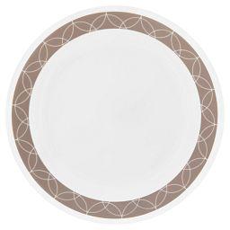 """Livingware™ Sand Sketch 8.5"""" Plate"""