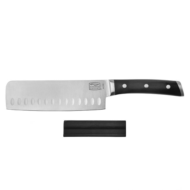 "Damen 6.5"" Nakiri Knife with Chop Assist"