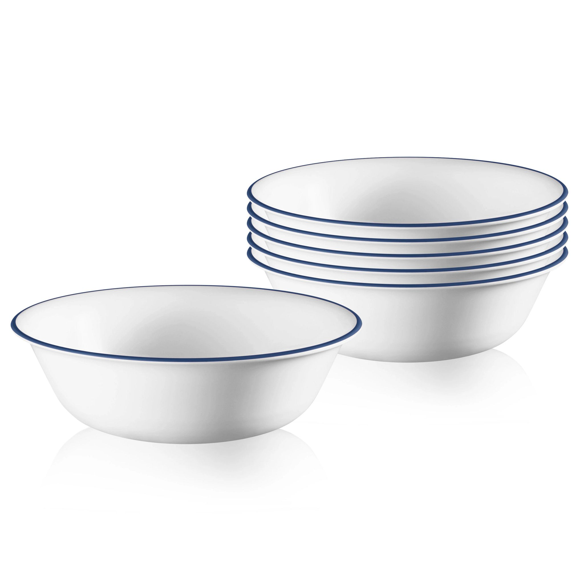 Artemis 18-ounce Cereal Bowls, 6-pack