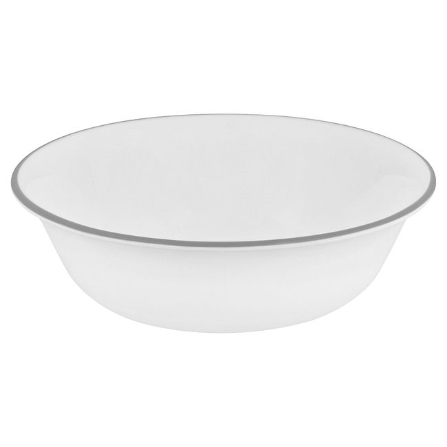 Mystic Gray 18-ounce Cereal Bowl