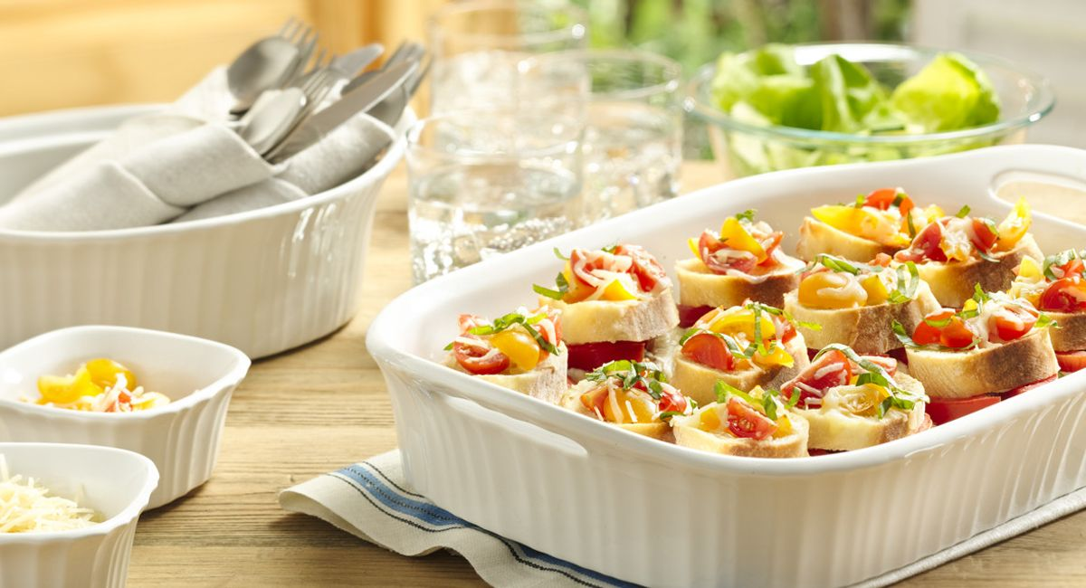 Vegetable Casseroles & Summer Side Dishes