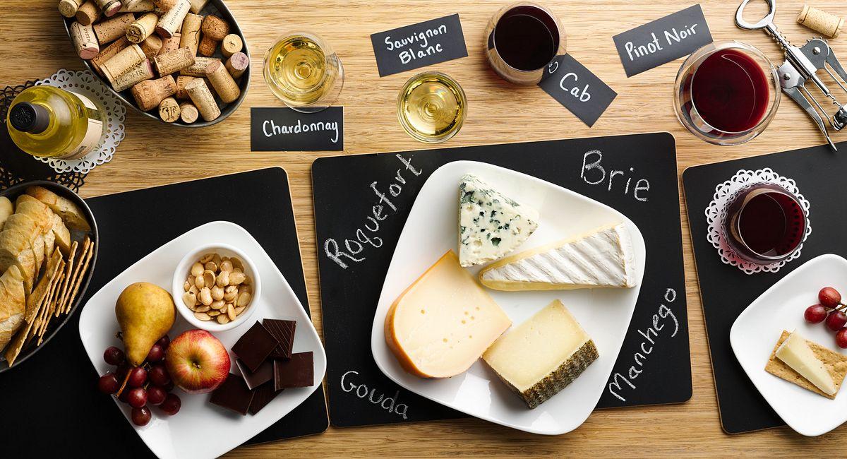 Wine and Cheese Pairing Night