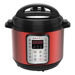 Instant Pot® Viva™ 6-quart Multi-Use Pressure Cooker, Red